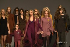 T.MOSCA. Показ коллекции AW2016-2017 на 38 Ukrainian Fashion Week