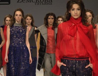 VOROZHBYT&ZEMSKOVA. Показ коллекции AW2016-2017 на 38 Ukrainian Fashion Week