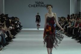 Yana CHERVINSKA. Показ коллекции AW2016-2017 на 38 Ukrainian Fashion Week