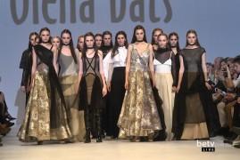 Olena DATS'. Показ коллекции AW2016-2017 на 38 Ukrainian Fashion Week