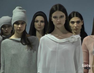 Ludmila KISLENKO. Показ коллекции AW2016-2017 на 38 Ukrainian Fashion Week