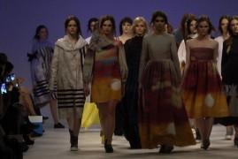 Larisa LOBANOVA. Показ коллекции AW2016-2017 на 38 Ukrainian Fashion Week