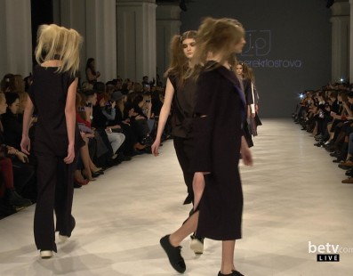 J. Perekriostova. Показ коллекции AW2016-2017 на 38 Ukrainian Fashion Week. Fresh Fashion