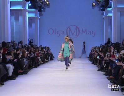 Fresh Fashion: Olga MAY. Показ коллекции AW2016-2017 на 38 Ukrainian Fashion Week