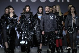 ROUSSIN by Sofia Rousinovich. Показ коллекции AW2016-2017 на 38 Ukrainian Fashion Week. Fresh Fashion