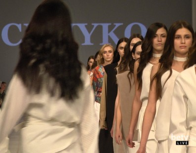CHUYKO. Показ коллекции AW2016-2017 на 38 Ukrainian Fashion Week. New Names