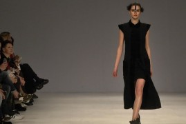 Vlada NAZIK. Показ коллекции AW2016-2017 на 38 Ukrainian Fashion Week. Fresh Fashion