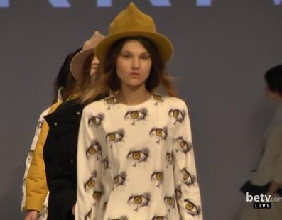 Nadia YURKIV. Показ коллекции AW2016-2017 на 38 Ukrainian Fashion Week. New Names
