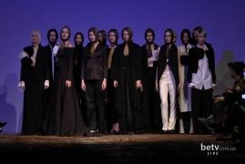 DATUNA. Показ коллекции AW2016-2017 на 38 Ukrainian Fashion Week