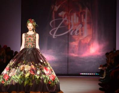 Iryna DIL' . Показ коллекции AW2016-2017 на 38 Ukrainian Fashion Week