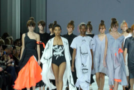 BOBKOVA. Показ коллекции SS2017 на 39 Ukrainian Fashion week