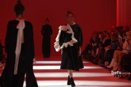 DATUNA. Показ коллекции SS2017 на 39 Ukrainian Fashion Week