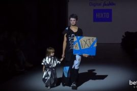 EPSON DIGITAL FASHION. НІХТО. Показ коллекции SS2017 на 39 Ukrainian Fashion Week