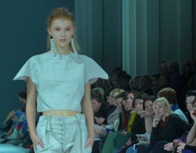 Elena BURENINA. Показ коллекции SS2017 на 39 Ukrainian Fashion Week