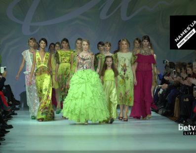 Iryna DIL'. Показ коллекции SS2017 на 39 Ukrainian Fashion Week