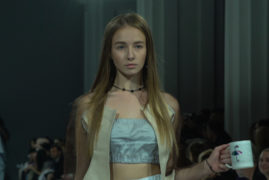 KASS. Показ коллекции SS2017 на 39 Ukrainian Fashion Week
