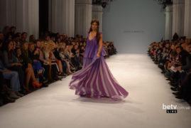 Larisa LOBANOVA. Показ коллекции SS2017 на 39 Ukrainian Fashion Week
