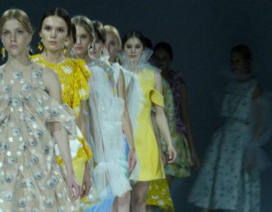 NADYA DZYAK. Показ коллекции SS2017 на 39 Ukrainian Fashion Week