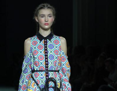 NAVRO. Показ коллекции SS2017 на 39 Ukrainian Fashion Week