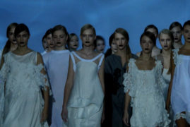 Olena DATS. Показ коллекции SS2017 на 39 Ukrainian Fashion Week