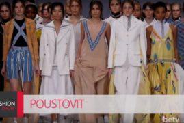 POUSTOVIT. Показ коллекции SS2017 на 39 Ukrainian Fashion Week