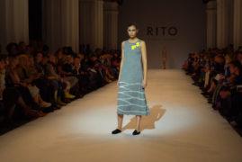 RITO. Показ коллекции SS2017 на 39 Ukrainian Fashion Week