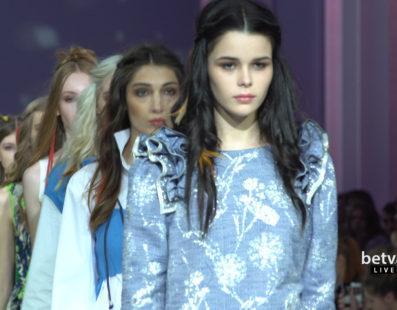 SEREBROVA. Показ коллекции SS2017 на 39 Ukrainian Fashion Week