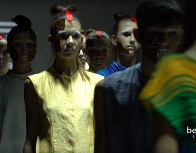 SISTAN VARVARA. Показ коллекции SS2017 на 39 Ukrainian Fashion Week