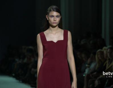 SLAVA. Показ коллекции SS2017 на 39 Ukrainian Fashion Week