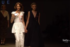 TIKOTA UNIQUE. Показ коллекции SS2017 на 39 Ukrainian Fashion Week