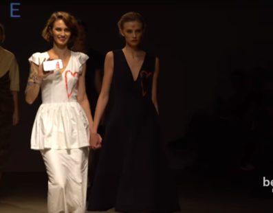 TIKOTA UNIQUE. Показ коллекции SS2017 на 39 Ukrainian Fashion Week