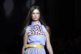 The COAT by Katya SILCHENKO. Показ коллекции SS2017 на 39 Ukrainian Fashion Week