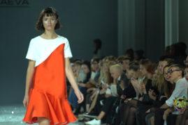 Yana BELYAEVA. Показ коллекции SS2017 на 39 Ukrainian Fashion Week