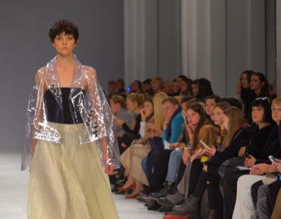 Yuliya Polishchuk. Показ коллекции SS2017 на 39 Ukrainian Fashion Week