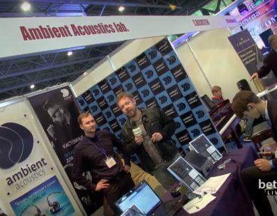 Аmbient acoustics про кастомні навушники. Український музичний ярмарок 2016