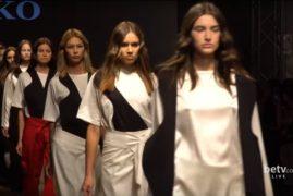 CHUYKO. Показ коллекции SS2017 на 39 Ukrainian Fashion Week