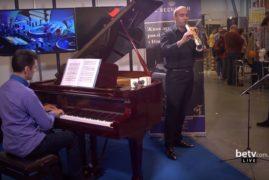 Презентація саксофона Yanagisawa (Coda Music) і роялю Bechstein Academy a-160 (Грандпіано)