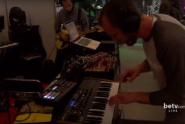 DJ Die performance and jam. ProDJ. Ukrainian Music Fair 2016