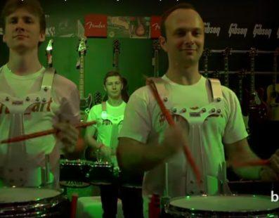 Drum Art. барабанний воркшоп. Український музичний ярмарок
