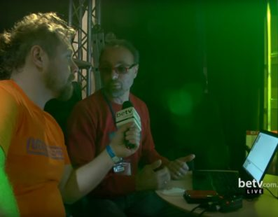 «Гало» про нове світлове обладнання. Український музичний ярмарок 2016