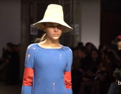DARIA GALUSHKA. Показ коллекции SS2017 на 39 Ukrainian Fashion Week