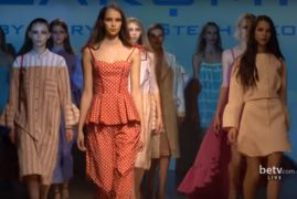 LAKSMI by Maryana Steshenko. Показ коллекции SS2017 на 39 Ukrainian Fashion Week