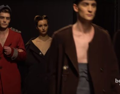 NIKI'S. Показ коллекции SS2017 на 39 Ukrainian Fashion Week