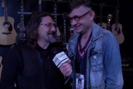 Сергій Кузін про презентацію нової гітари