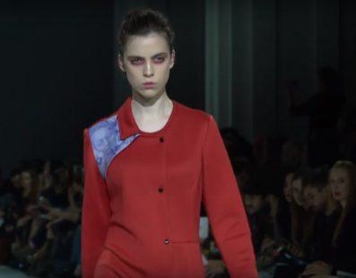 RYBALKO. Показ коллекции SS2017 на 39 Ukrainian Fashion Week