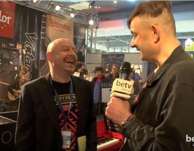 Ralf Schink. Interview. Ukrainian Music Fair 2016