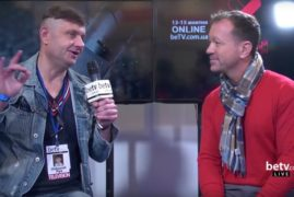 Oliver Schuetz (General Manager Fender CEE). Interwiev. Ukrainian Music Fair 2016