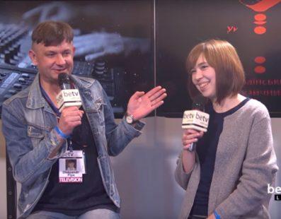 Дарця Тарковська про просування музики в інтернеті. Український музичний ярмарок 2016