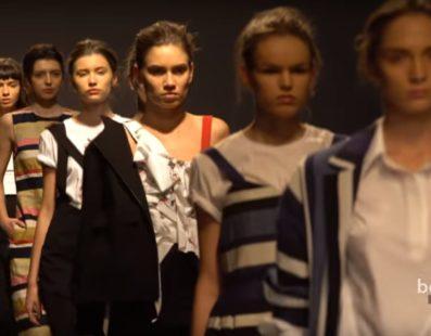 NADIA YURKIV. Показ коллекции SS2017 на 39 Ukrainian Fashion Week