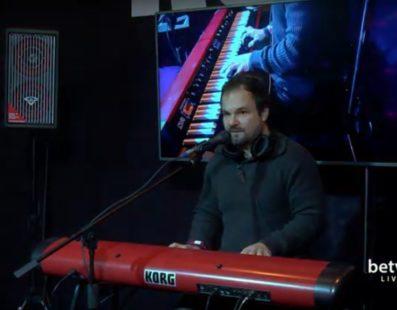 Презентація stage piano korg SV1 і мікрофонів Rode. Діля. Український музичний ярмарок 2016